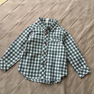 サマンサモスモス(SM2)のギンガムチェックシャツ チェックシャツ(ブラウス)