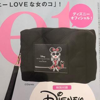 ディズニー(Disney)のSweet 3月号付録 ポーチ(ポーチ)