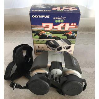 オリンパス(OLYMPUS)のOLYMPUS 双眼鏡  8×25 WIDE PC(その他)