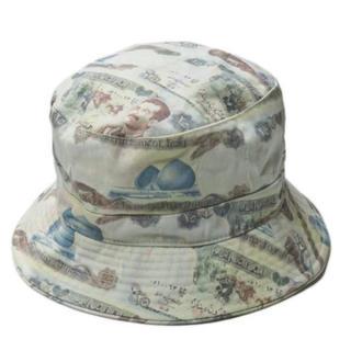 Supreme - FUCKING AWESOME Saddam Money Bucket Hat