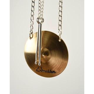 ラッドミュージシャン(LAD MUSICIAN)のlad musician シンバルネックレス(ネックレス)