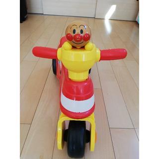 アンパンマン室内用バイク