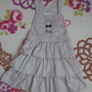 エニィファム(anyFAM)の☆any FAM☆ ジャンパースカート L 130140 美品(スカート)