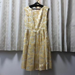 エメ(AIMER)のAIMER ドレス ワンピース(ミディアムドレス)