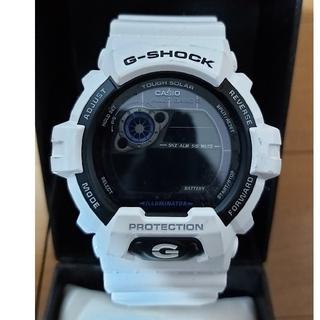 G-SHOCK 電波ソーラー GW-8900A ホワイト(腕時計(デジタル))
