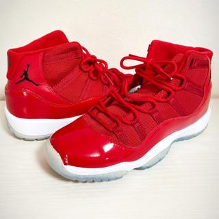 ナイキ(NIKE)の限定値下げ Nike Air Jordan 11  WIN LIKE '96(スニーカー)