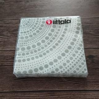 イッタラ(iittala)のイッタラ ペーパーナプキン 新品・未使用(収納/キッチン雑貨)