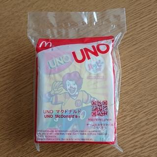 マクドナルド(マクドナルド)のマクドナルド UNO(トランプ/UNO)
