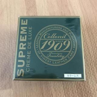 コロニル(Collonil)のコロニエル 1909シュプリーム クリームデラックス 100ml(日用品/生活雑貨)
