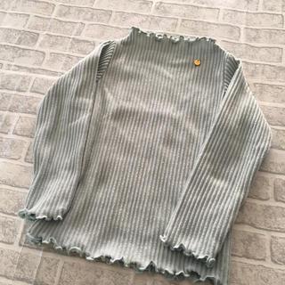 ロペピクニック(Rope' Picnic)のロペピクニック キッズ 100 リブトップス パステリブルー(Tシャツ/カットソー)