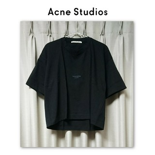 ACNE - 18ss Acne Studios cylea tシャツ ロゴ アクネ 人気