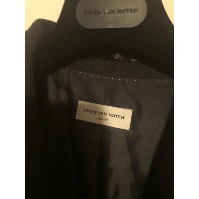 DRIES VAN NOTEN(ドリスヴァンノッテン)の専用ドリスヴァンノッテン 19fw ダブルジャケット メンズのジャケット/アウター(テーラードジャケット)の商品写真