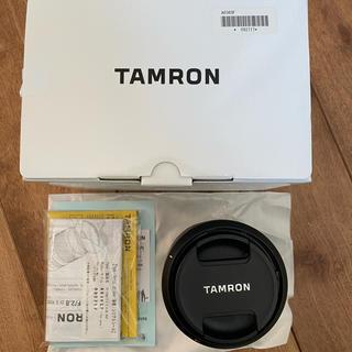 タムロン(TAMRON)のTAMRON 28-75F2.8 DI3 RXD(A036SF)(レンズ(ズーム))