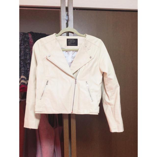 mysty woman(ミスティウーマン)のゆいさん専用ページ レディースのジャケット/アウター(ライダースジャケット)の商品写真