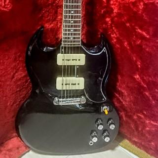 エピフォン(Epiphone)のEpiphone SG 60th Limited Edition ダンカンPU(エレキギター)