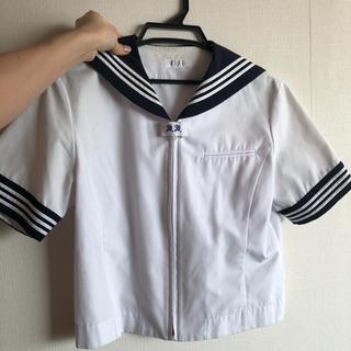 エル(ELLE)の高校生 制服 セーラー服(コスプレ)