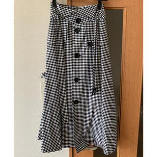 SCOT CLUB - SCOT CLUB系列グランターブル☆トレンチスカート