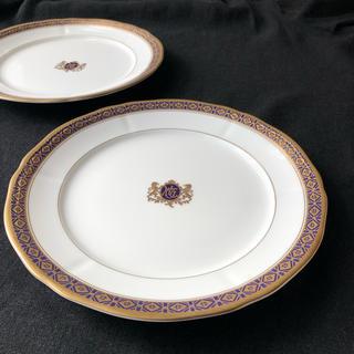 オリエントエクスプレス 中皿 2枚(食器)