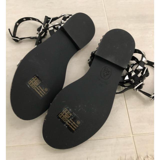 ASH(アッシュ)のASH アッシュ 新品スタッズ サンダル37 レディースの靴/シューズ(サンダル)の商品写真