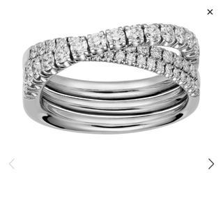 カルティエ(Cartier)のETINCELLE DE CARTIER RING(リング(指輪))