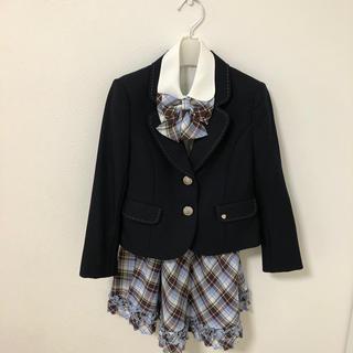 エル(ELLE)のELLE 子供用スーツ  130cm 卒園式 入学式(ドレス/フォーマル)