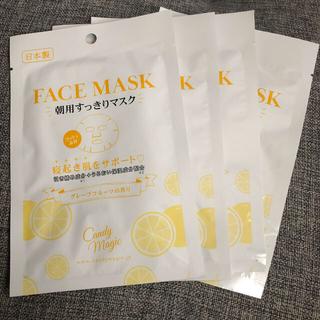 朝用すっきりマスク(パック/フェイスマスク)