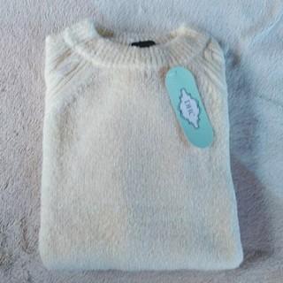 ディーエイチシー(DHC)の【タグ付き未使用】DHCふんわりセーター(ニット/セーター)