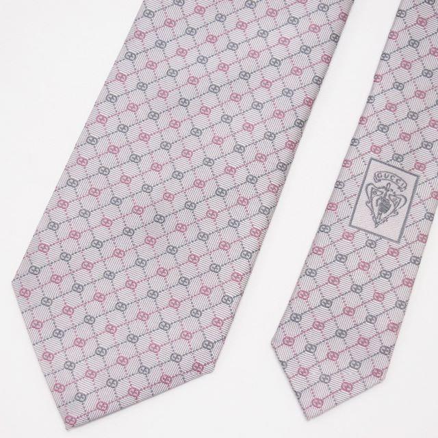 Gucci(グッチ)の69 GUCCI グッチ MIXカラー SILK ネクタイ メンズのファッション小物(ネクタイ)の商品写真