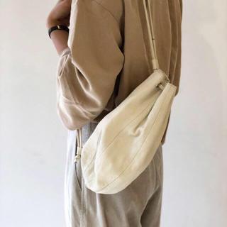 トゥデイフル(TODAYFUL)のTODAYFUL Leather Knapsack(ショルダーバッグ)