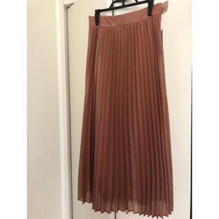 プロポーションボディドレッシング(PROPORTION BODY DRESSING)のプロポーション プリーツスカート(ロングスカート)