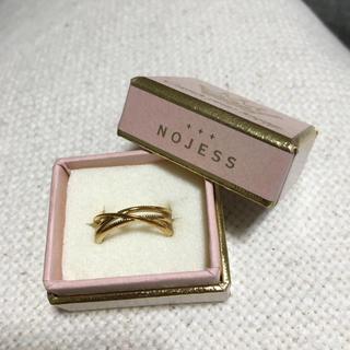NOJESS - ノジェス ピンキーリング