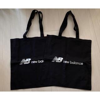 ニューバランス(New Balance)のNB new balance トートバック 2つセット 未使用品※お買得※(トートバッグ)