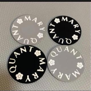 マリークワント(MARY QUANT)のマリークアント コースター(日用品/生活雑貨)