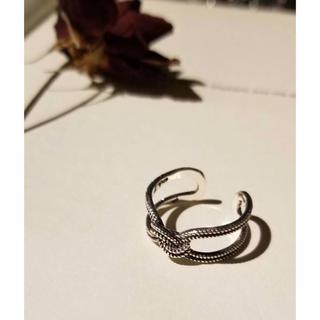 ヴィクトリアズシークレット(Victoria's Secret)の高品質シルバーリングS925★SALE(リング(指輪))