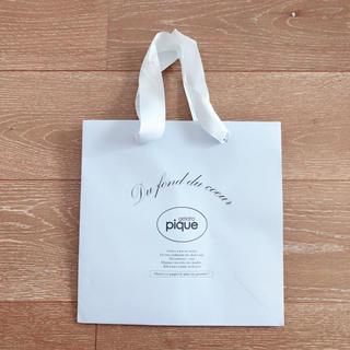 ジェラートピケ(gelato pique)の【新品】★送料無料★ジェラートピケ ショップ袋 紙袋(ショップ袋)