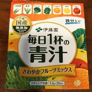 イトウエン(伊藤園)の伊藤園 青汁 13包(青汁/ケール加工食品)