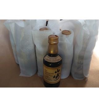 サントリー(サントリー)のサントリー 山崎  12年  50ml ミニチュアボトル10本セット(ウイスキー)