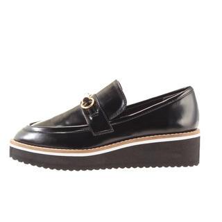 マーキュリーデュオ(MERCURYDUO)のMERCURYDUO  厚底ローファー (ローファー/革靴)