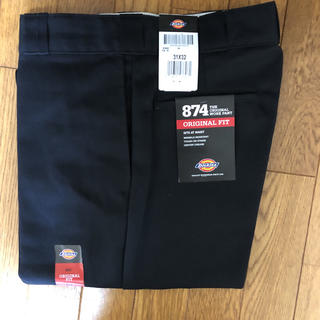 Dickies - Dickies 874 ワークパンツ ブラック 31×32 work pants