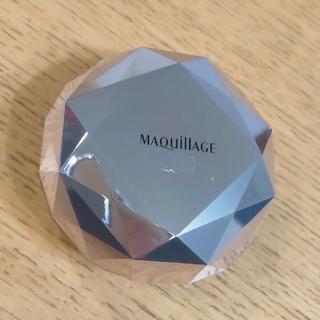 マキアージュ(MAQuillAGE)の☆なお様☆MAQuillAGE デザインメークパウダー シルキーベージュ(フェイスパウダー)