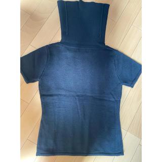 黒セーター(ニット/セーター)