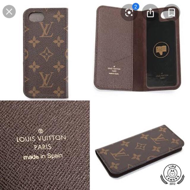 LOUIS VUITTON - 正規品 早い者勝ち 可愛い 美品iPhoneマルチケースの通販