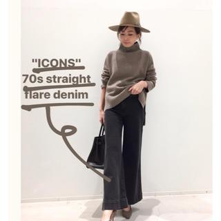 L'Appartement DEUXIEME CLASSE - 新品 アパルトモン ICONS 70s Straight Flare
