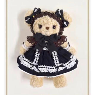 ベイビーザスターズシャインブライト(BABY,THE STARS SHINE BRIGHT)のbaby doll くまくみゃポシェット(ぬいぐるみ)