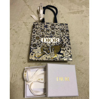クリスチャンディオール(Christian Dior)のディオール ピアス 空箱(ピアス)