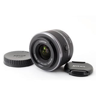 ニコン(Nikon)のB09★Nikon 1 NIKKOR 10-30mm ブラック #2502-3(レンズ(ズーム))