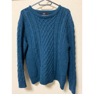 RAGEBLUE - RAGE BLUE ニット/セーター Mサイズ ブルー