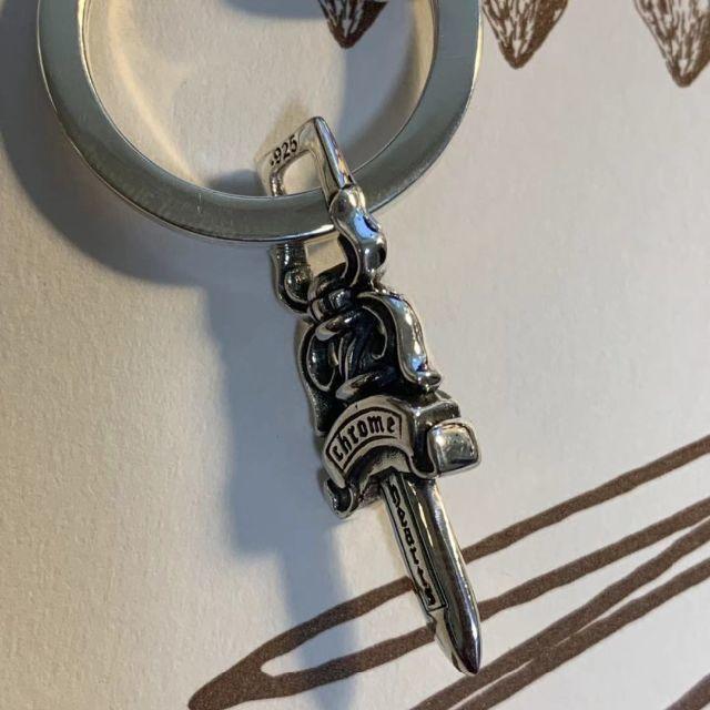Chrome Hearts(クロムハーツ)のクロムハーツ ファンシークリップ キーチェーン  メンズのファッション小物(キーホルダー)の商品写真