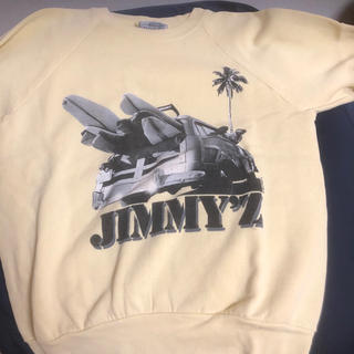 スタンダードカリフォルニア(STANDARD CALIFORNIA)のjimmy'z スウェット ジミーズ(トレーナー/スウェット)