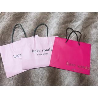ケイトスペードニューヨーク(kate spade new york)のkatespade ショップバック(ショップ袋)